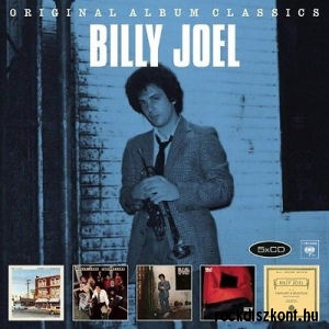Billy Joel - Original Album Classics (No 2) 5CD