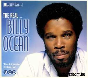 Billy Ocean - The Real... Billy Ocean - The Ultimate Collection 3CD