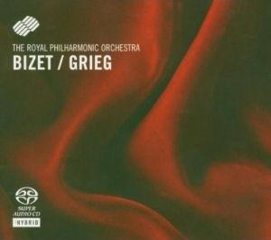 Bizet + Grieg - Carmen + Peer Gynt Suites SACD