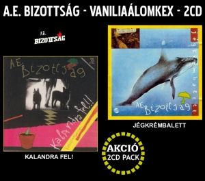 A.E. Bizottság - Vaniliaálomkex - Akciós Pack 2CD