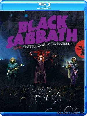 Black Sabbath - Live... Gathered in Their Masses BD (Blu-ray Disc)