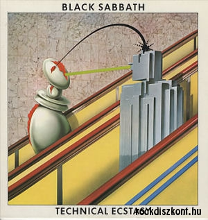 Black Sabbath - Technical Ecstasy (180 gram Vinyl) LP