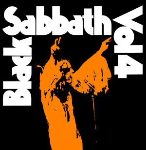 Black Sabbath - Black Sabbath Vol.4 (180 gram Vinyl) LP
