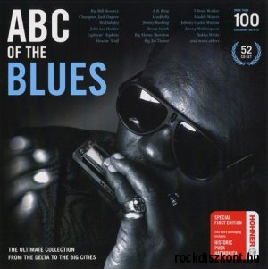 ABC of the Blues (The Ultimate Collection from the Delta to the Big Cities) Various Artists 52CD