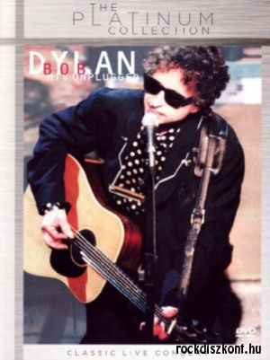 Bob Dylan - MTV Unplugged DVD