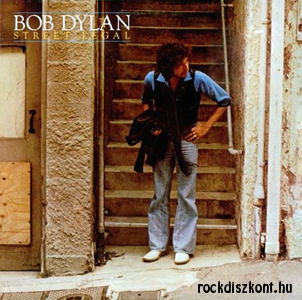Bob Dylan - Street-Legal CD