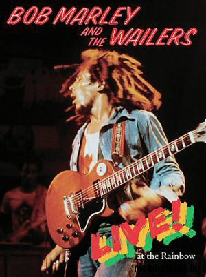 Bob Marley and the Wailers - Live at the Rainbow DVD