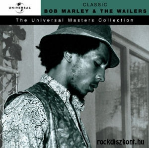 Bob Marley & The Wailers - The Universal Masters Collection CD