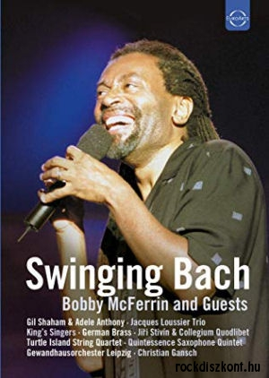 Bobby McFerrin and Guests - Swinging Bach DVD