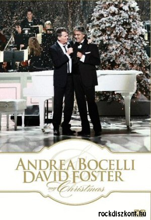 Andrea Bocelli - David Foster - My Christmas DVD