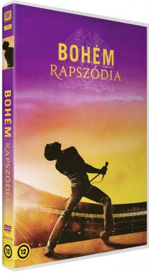 Bohém rapszódia (Bohemian Rhapsody) DVD