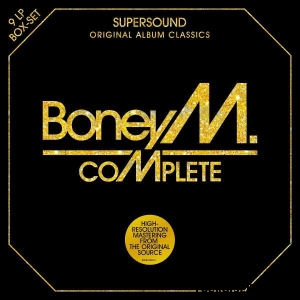 Boney M. - Complete - Supersound Original Album Classics 9LP (Vinyl) Box-Set