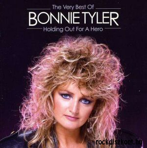 Bonnie Tyler - The Very Best Of - Holding Out For A Hero CD