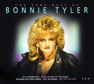 Bonnie Tyler - The Very Best of Bonnie Tyler 2CD