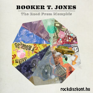Booker T. Jones - The Road from Memphis CD
