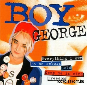 Boy George - Everything I Own CD