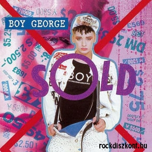 Boy George - Sold CD