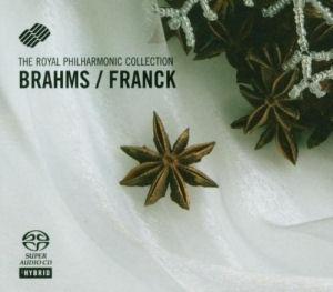 Brahms + Franck - Violin Sonatas SACD