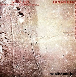 Brian Eno - Apollo: Atmospheres and Soundtracks CD