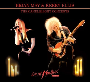 Brian May & Kerry Ellis - The Candlelight Concerts - Live At Montreux 2013 - CD+DVD