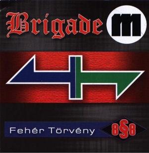 Brigade M - Fehér Törvény - Dutch-Hungarian Brotherhood CD