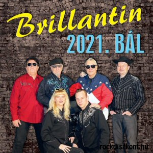 Brillantin - 2021. Bál CD