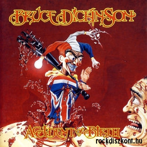 Bruce Dickinson - Accident of Birth (Expanded Edition) 2CD