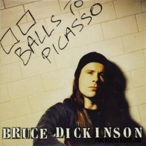 Bruce Dickinson - Balls to Picasso (Extended Edition) 2CD