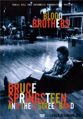 Bruce Springsteen & The E-Street Band - Blood Brothers DVD