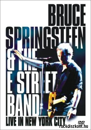 Bruce Springsteen & The E-Street Band - Live in New York City 2DVD
