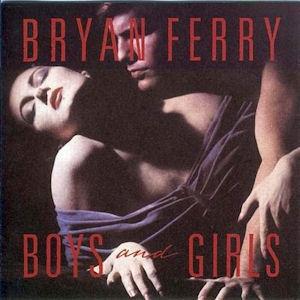 Bryan Ferry - Boys and Girls CD