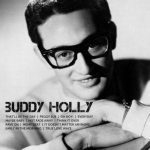 Buddy Holly - Icon CD