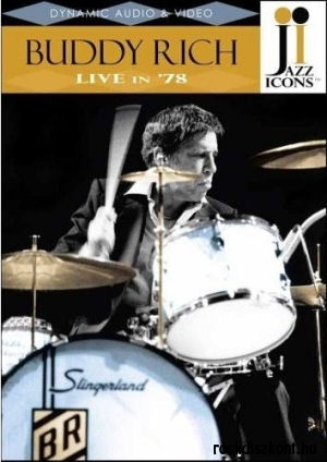 Buddy Rich - Live in '78 (+20 page booklet) DVD