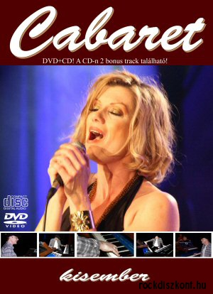 Cabaret - Kisember (Deluxe Edition) DVD+CD