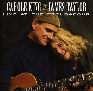 Carole King and James Taylor - Live at the Troubadour CD