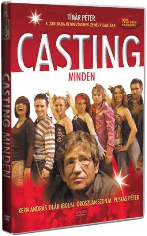 Casting minden - Tímár Péter zenés filmvígjátéka DVD