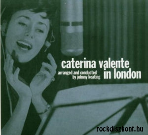 Caterina Valente In London (Arranged & Conducted by Johnny Keating) CD