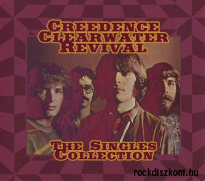 Creedence Clearwater Revival - The Singles Collection (Limited Edition) 2CD+DVD