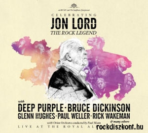 Deep Purple & Friends - Celebrating Jon Lord - The Rock Legend 2CD