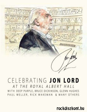 Deep Purple & Friends - Celebrating Jon Lord (with Dickinson, Hughes, Wakeman) 2DVD
