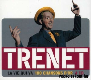Charles Trenet - La Vie Qui Va: 100 Chansons DOr 4CD