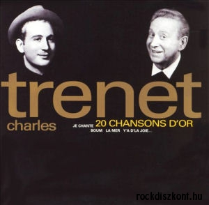 Charles Trenet - 20 Chansons D'or CD