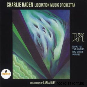 Charlie Haden Liberation Music Orchestra - Time/Life CD