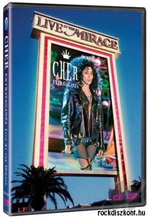 Cher - Extravaganza: Live at the Mirage DVD