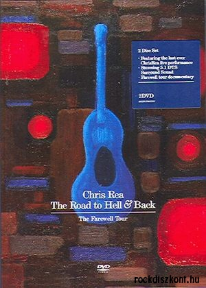 Chris Rea - Road To Hell & Back - The Farewell Tour [2006] 2DVD