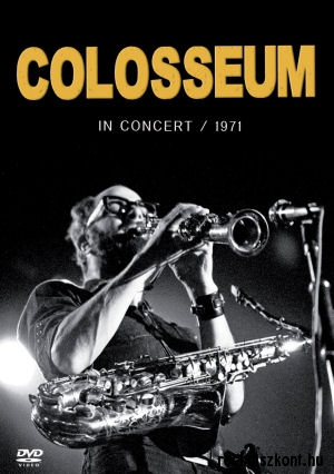 Colosseum - In Concert / 1971 DVD