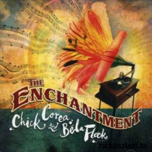Chick Corea and Béla Fleck - The Enchantment CD
