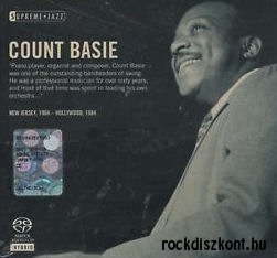 Count Basie - Supreme Jazz SACD