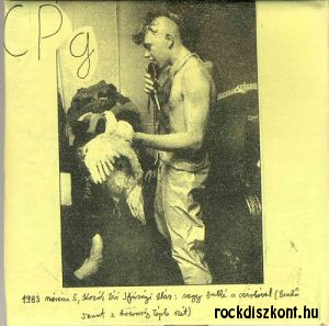 CPg (Vinyl) LP