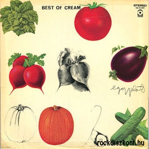 Cream - Best of Cream (Vinyl) LP